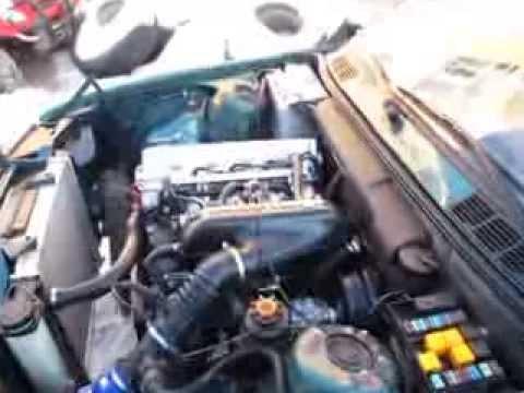2B BMW E30 M42 290/275 cams ITB idle | FunnyDog TV