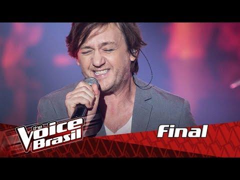 André Frateschi e Valentina Francisco cantam 'Come Together' na Final – The Voice Brasil | 6ª