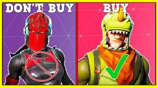 EVERY LEGENDARY SKIN (Buy Or Don't Buy?) | Fortnite Battle Royale!