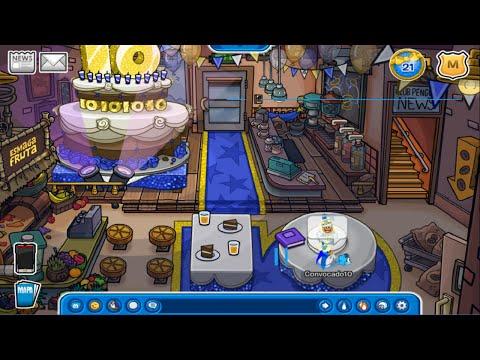 club-penguin---festa-de-10°-aniversário-(tudo-da-festa)