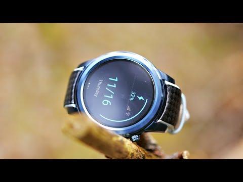 LEMFO LEM5 Pro Smartwatch Review - A Ton of Features!