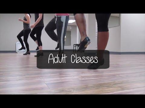 Adult Classes @ Premiere Dance Studio!