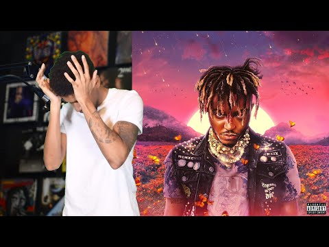 Juice WRLD – LEGENDS NEVER DIE First REACTION/REVIEW