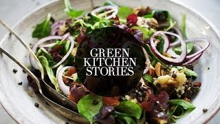 Roasted Cauliflower With Dates & Lentils | Green Kitchen Stories