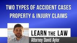 Two Types of Accident Claims   Charleston SC Injury Attorney   Charleston Accident Lawyer