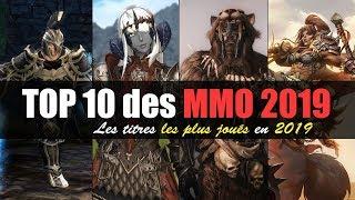 Top 10 des MMORPG de 2019
