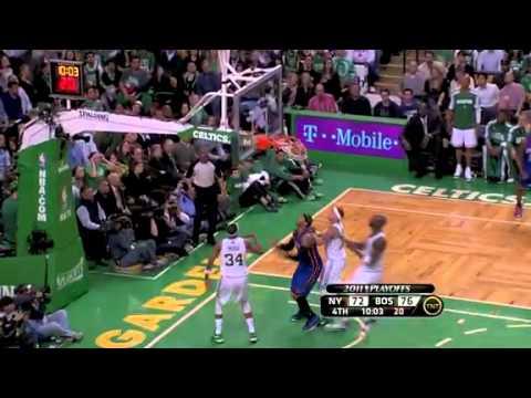 NBA Playoffs 2011: New York Knicks Vs Boston Celtics Game 2 Highlights