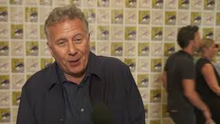 SDCC 2017 : Stranger Things S02 Itw Paul Reiser (official video)