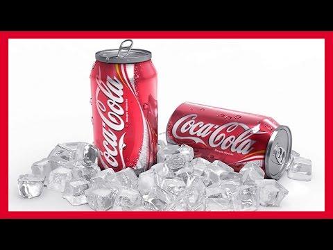 coke cola unboxing