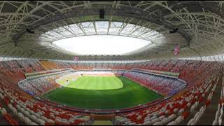 2018 FIFA World Cup: Mordovia Arena (360 VIDEO)