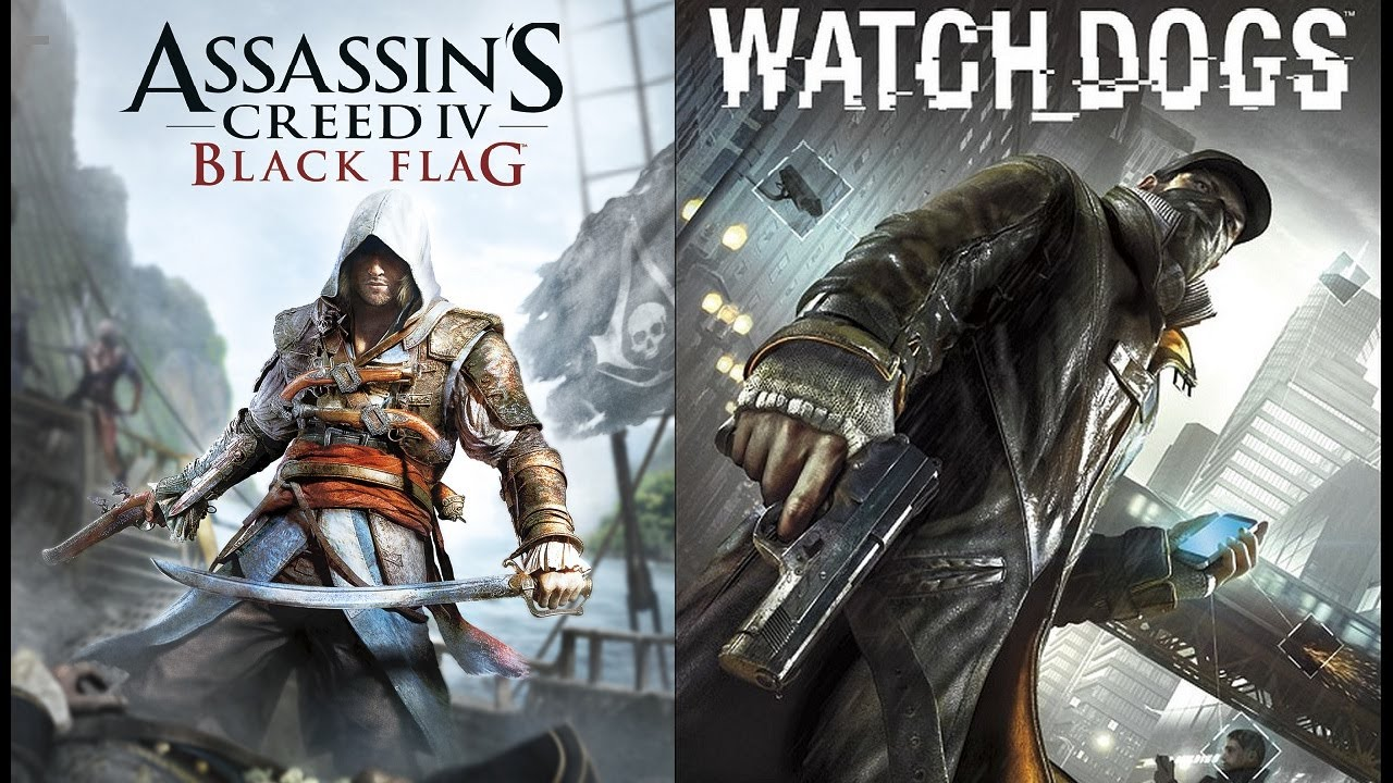 Assassin S Creed Watch Dogs Connection