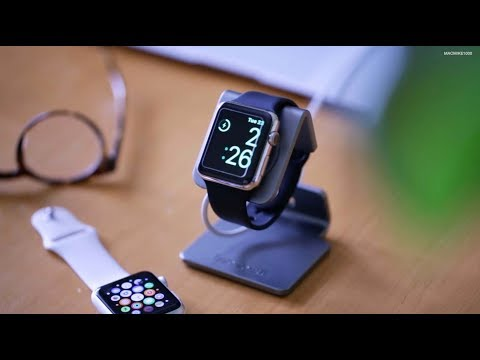 Lamicall Apple Watch Stand (Gray)