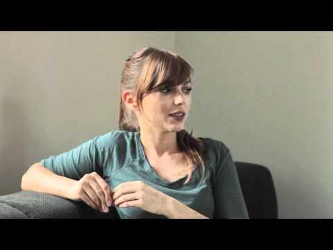 Anna Angelina Wolfers Interview 2011