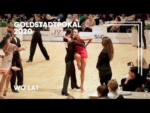 Timur Yusupov - Valeria Remina, RUS | 2020 GoldstadtPokal | WO LAT - R2 R
