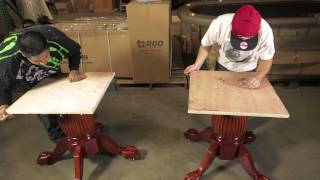 How To Assemble Your Poker Table - Bbo Poker Tables
