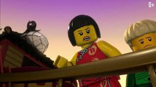 Ответственность Эпизод 21 LEGO Ninjago S2 Зелёный Ниндзя