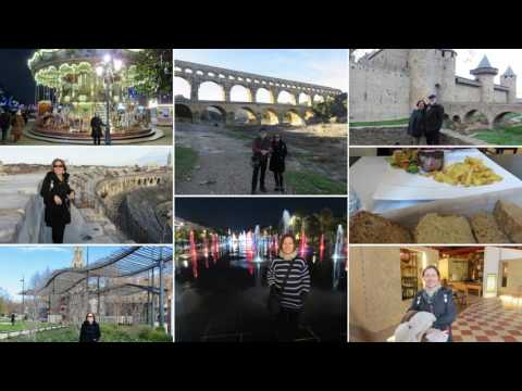 Visiting Southern France in Winter, Episode 148