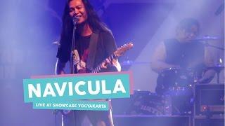 [HD] Navicula - Busur Hujan (Live at SHOWCASE Yogyakarta, April 2017)