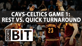 Cleveland Cavaliers at Boston Celtics, Game 1 | Sports BIT | NBA Picks