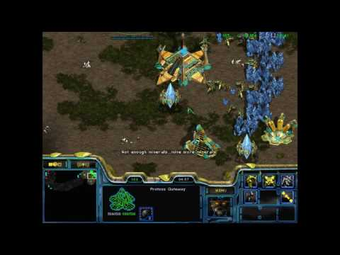 StarCraft Brood War (1.18 - Public Test Realm) 1v1 Connor5620 (P) vs fbi-warning (P)