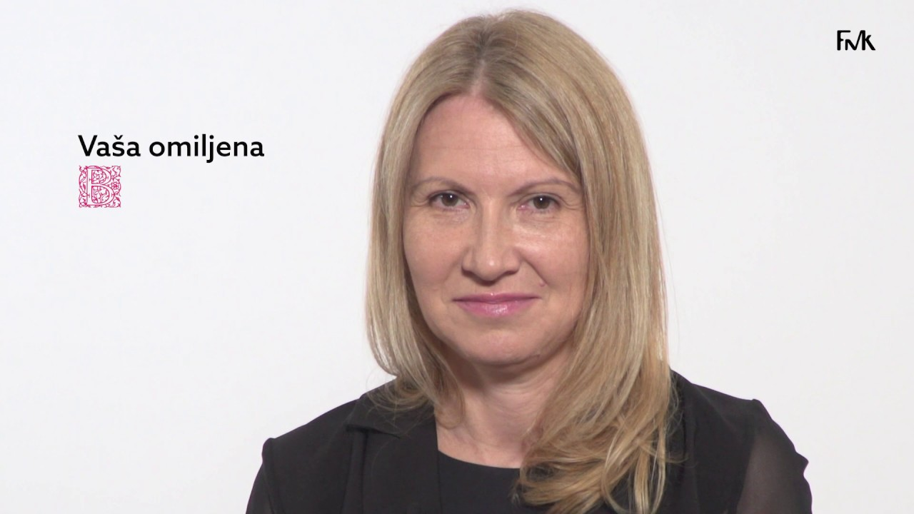 #FMK su ljudi - Jelena Sladojević Matić