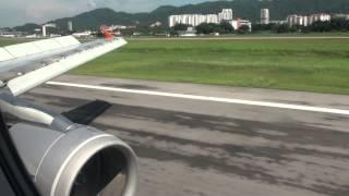 Jetstar Airways,Emergency landing at Penang International Airport,3K-581,9V-JSN,Airbus A320