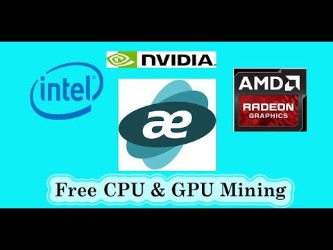Aeon Coin Free Cpu Mining
