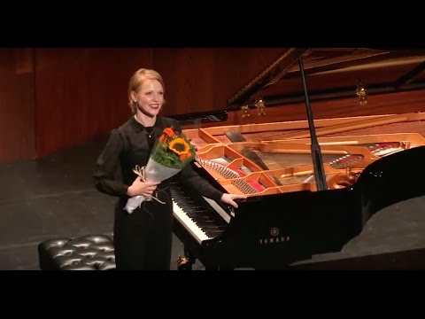 "LIVE: Bach ""Goldberg Variations""; Magdalena Baczewska, Harpsichord and Piano"