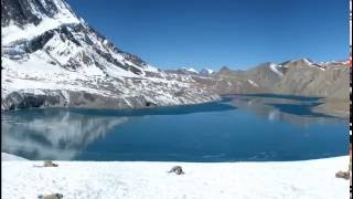 World Hightest lake 'Tilicho lake' at Manang
