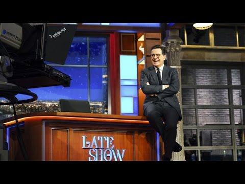 Stephen Colbert Lends Support to Montclair Film Festival, Media Center