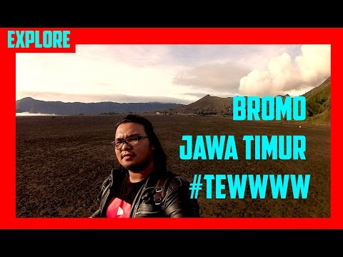 Explore to BROMO - JAWA TIMUR