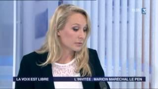 Marion Maréchal-Le Pen -