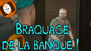 GTA V ONLINE   TEST DU 1ER BRAQUAGE !! DLC BRAQUAGES (HEISTS)   PS4
