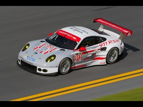 Porsche: Why We Race - YouTube