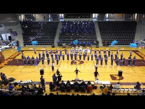 Sunset High School - Dallas MLK Floor Show (2018)