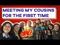 USA TRIP 2017: Meeting My Cousins for the First Time!   April 19, 2017