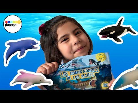 dominadores-de-los-mares-de-#sbabam-/-animales-blanditos-del-mar