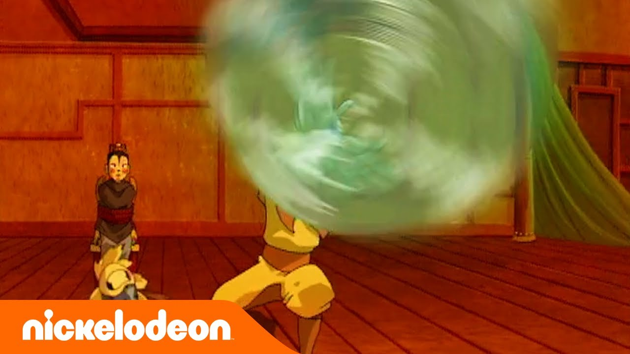 Awatar: Legenda Aanga | Festiwal ognia | Nickelodeon Polska