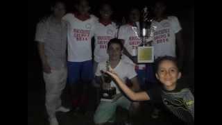 CD  América Campeón grupo B 2014, Chalchuapa