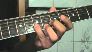 Tutorial Guitarra Yura Yura - Hearts Grow - Naruto Shippuden