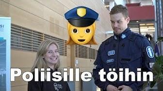 Poliisikoulussa