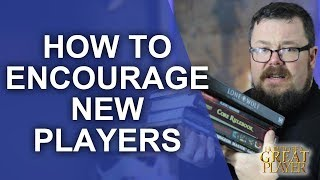 GREATPC: How to encourage new players to role-play better!