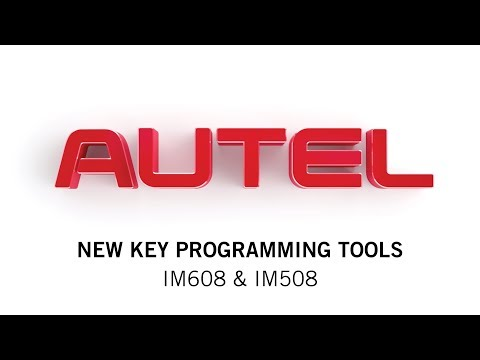 New Key Programming/IMMO Tools: IM608 & IM508