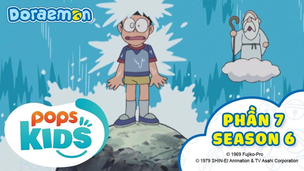 [S6] Tuyển Tập Hoạt Hình Doraemon - Phần 7 - Nobita Đắc Đạo Thành Tiên, Bé Bão Anh Hùng