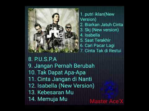 ST12 FULL Album P.U.S.P.A