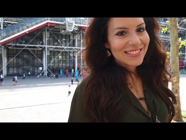 100 Híres épület a világban - 25. rész Pompidou központ | Tamás Anita