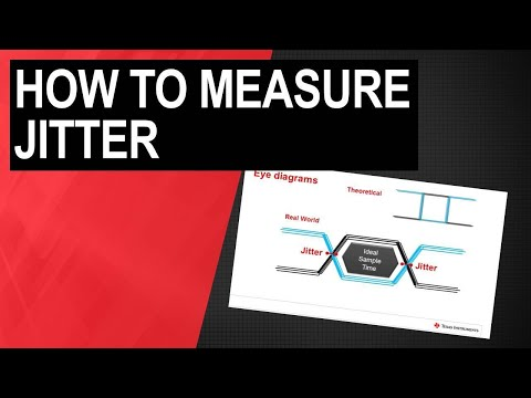How To Measure Jitter