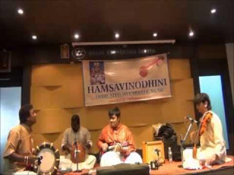 Aravind Bhargav Mandolin- Aadinaye Kanna- Mohana Kalyani-Arkay Centre- Mylapore