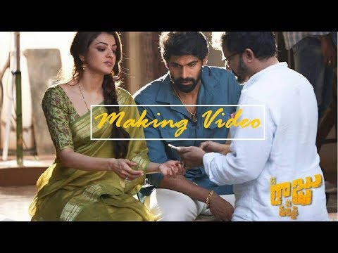 Nene Raju Nene Mantri Movie Making | Rana...