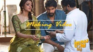 Nene Raju Nene Mantri - Making Video